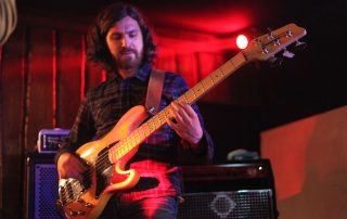 Tiago Dias bass sessions - Online session bass tracks. Touring bassist