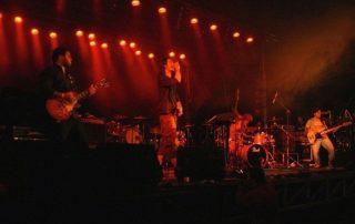 Tiago Dias - Abandon Mute @ Barco Rock Fest, Portugal. London Bassist
