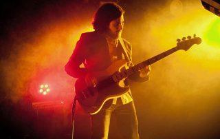 Tiago Dias bass. MonkeySelfie. Session bassist London