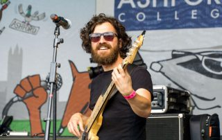 Tiago Dias - Freelance bassist - Online bass sessions. London based bassist. Gallery. Liv Austen's bassist